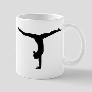 Gymnastics yoga Mug