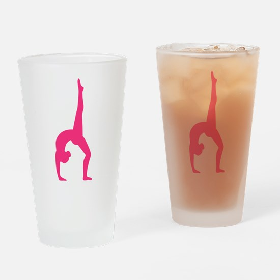 Rhythmic Gymnastics Drinking Glass