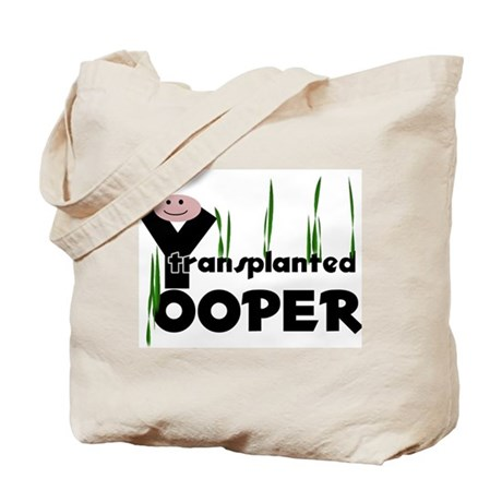 Transplanted Yooper Tote Bag