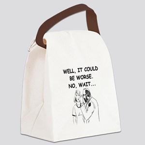 62 Canvas Lunch Bag