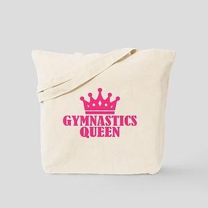 Gymnastics Queen Tote Bag