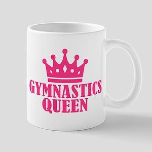 Gymnastics Queen Mug