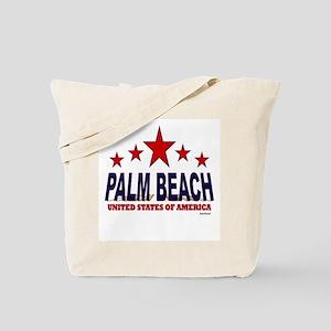 Palm Beach U.S.A. Tote Bag
