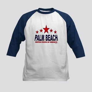 Palm Beach U.S.A. Kids Baseball Jersey
