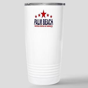 Palm Beach U.S.A. Stainless Steel Travel Mug