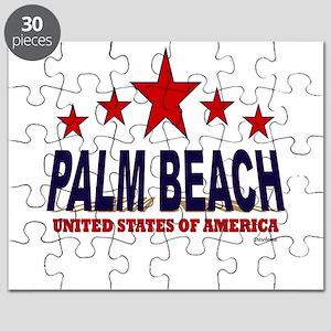Palm Beach U.S.A. Puzzle