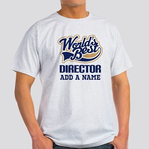Best Director personalized T-Shirt