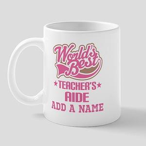 Teachers Aide Gift Mugs