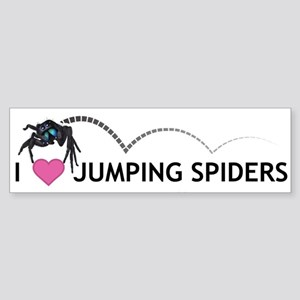 i love jumpers Bumper Sticker