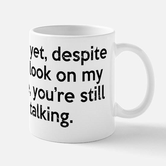 Cute Stfu Mug