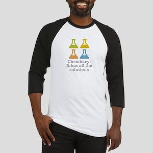 Chemistry Solutions Baseball Jersey