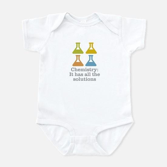 Chemistry Solutions Infant Bodysuit