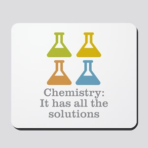 Chemistry Solutions Mousepad