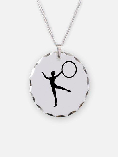 Gymnastics gymnast Necklace