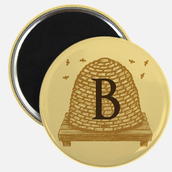 MONOGRAM Bee Hive Magnets
