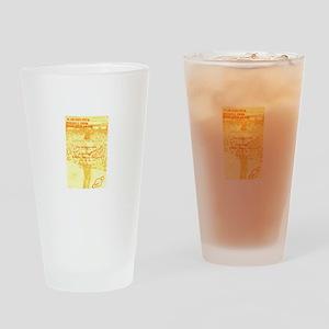 Quatro, Seger & Brownsville Drinking Glass