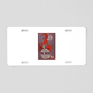 Essra Mohawk In Grand Rapid Aluminum License Plate