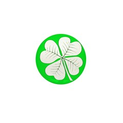 clover Mini Button (10 pack)