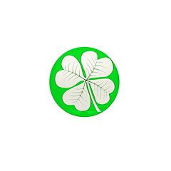 clover Mini Button