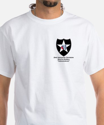 2nd Infantry Indianhead T-Shirt