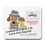Lost Pet Squad Mousepad