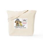 Lost Pet Squad Tote Bag