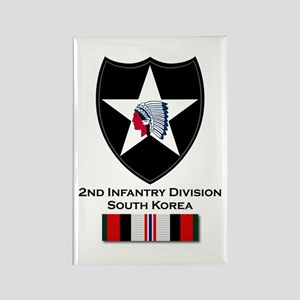 2nd Infantry Afghanistan Magnets