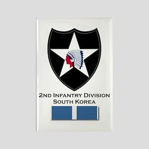 2nd ID Korea Rectangle Magnet