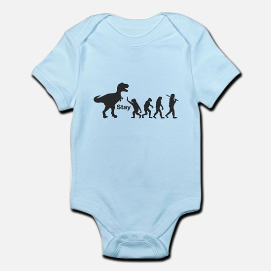 T Rex Stay Body Suit