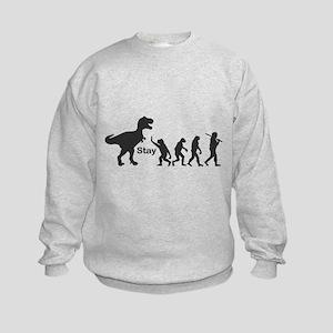 T Rex Stay Sweatshirt