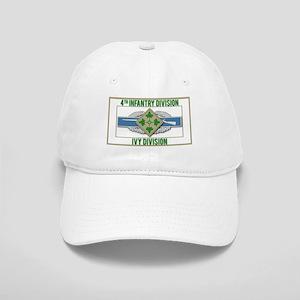 4th ID Ivy Division CIB Cap