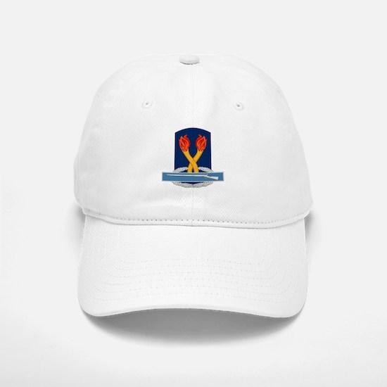 196th Infantry CIB Baseball Baseball Baseball Cap
