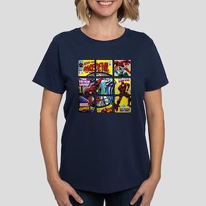 Daredevil Boxes Women's Dark T-Shirt