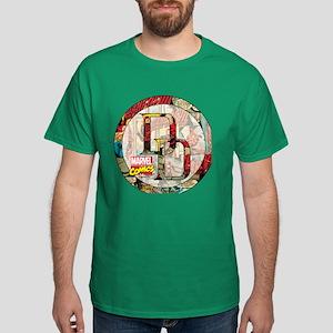 Daredevil Collage Dark T-Shirt