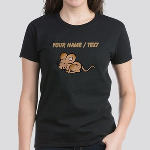 Custom Brown Mouse T-Shirt