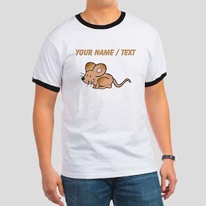 Custom Brown Mouse T-Shirt