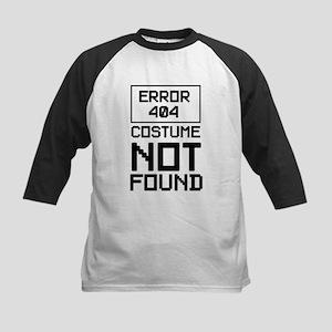 Error 404 costume not found Baseball Jersey