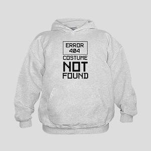 Error 404 costume not found Sweatshirt