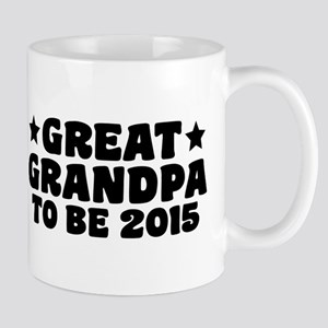 Great Grandpa To Be 2015 Mug