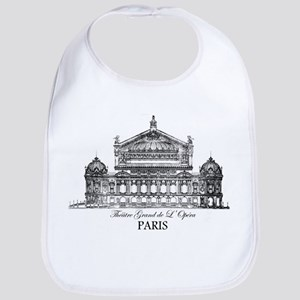 Vintage Grand Opera House, Paris Bib