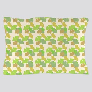 Ginkgo Leaves Pillow Case