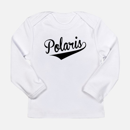Polaris, Retro, Long Sleeve T-Shirt