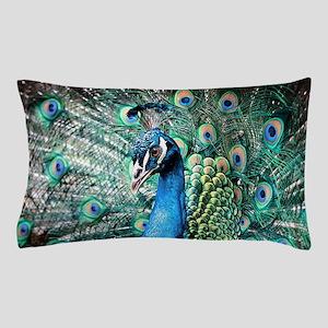 Beautiful Peacock Pillow Case