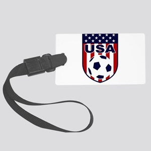 USA soccer Luggage Tag