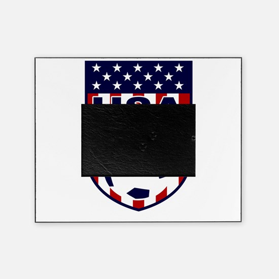 Usa Soccer Picture Frames | Usa Soccer Photo Frames - CafePress