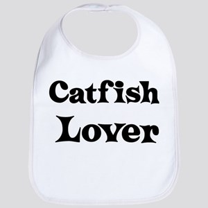 Catfish lover Bib