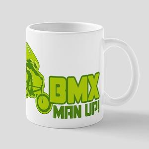 BMX Man Up Mug