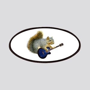 Squirrel Blue Guitar Patches