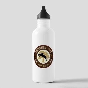 FF Logo Water Bottle