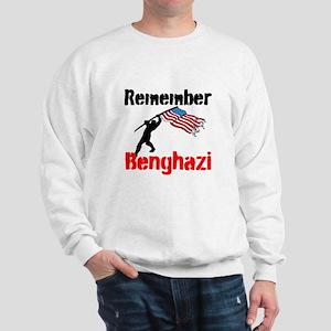 Remember Benghazi Sweatshirt